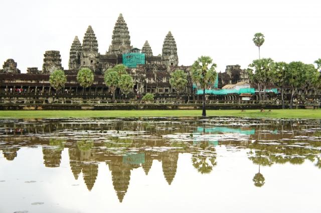 カンボジア女一人旅の費用はいくら必要?安心安全で快適・楽チンで楽しむ方法!