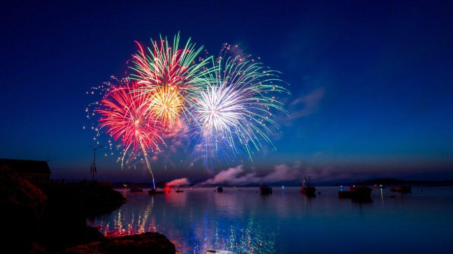 成田花火大会2018の日程や混雑状況は?有料席や穴場スポット・アクセス方法も紹介!