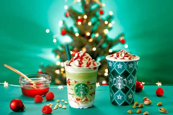 ピスタチオクリスマスツリーのおすすめカスタムは?販売期間やカロリーも気になる!